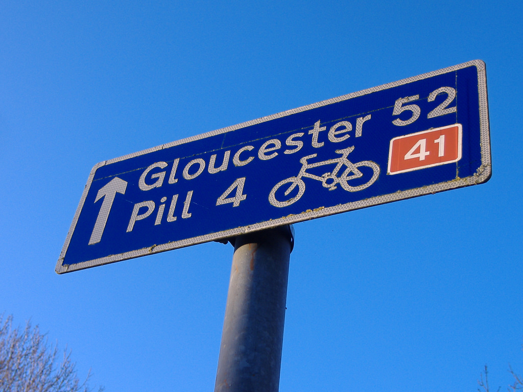 Cycling in South Gloucester