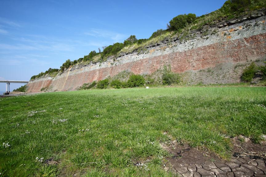 Aust Cliffs, Local landscapes