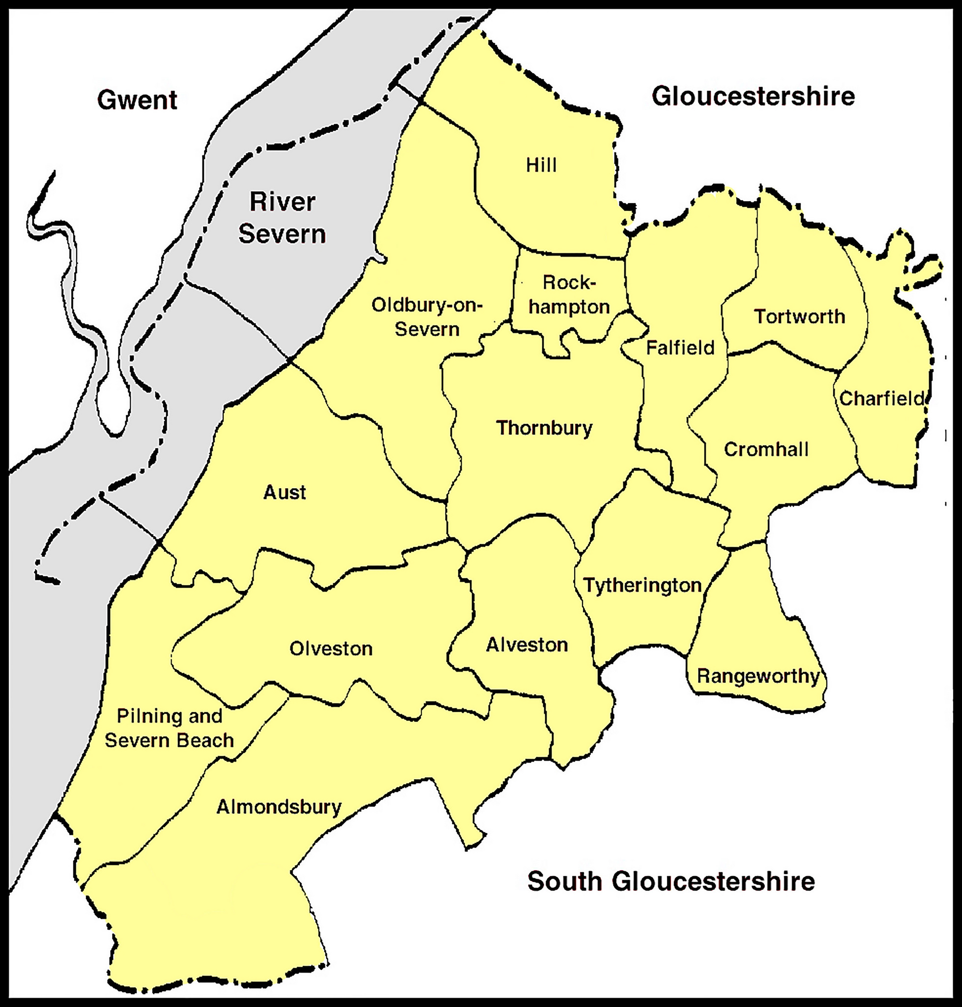 Thornbury and district