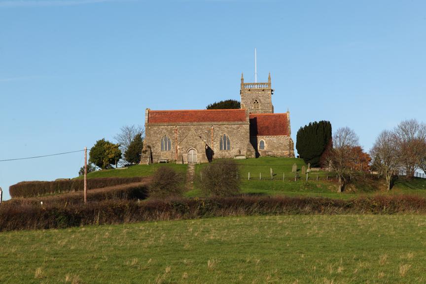 St Arilda's Church Cowhill