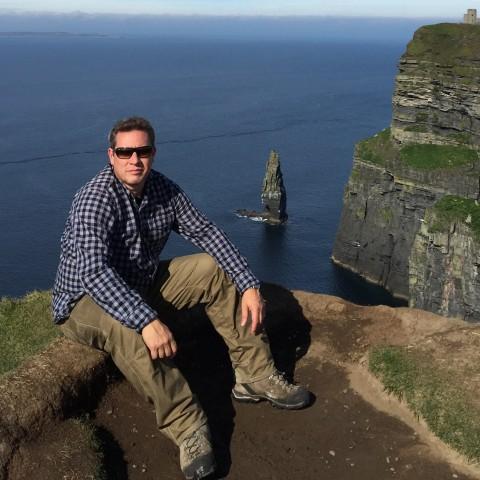 Meet Stephen, volunteer photographer
