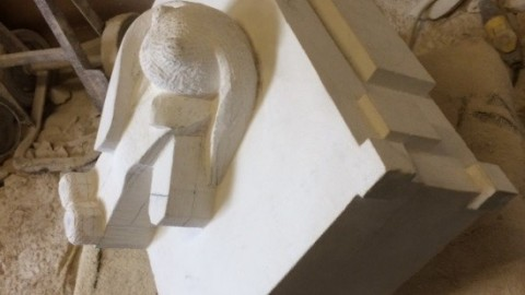 Severn Beach sculpture launch