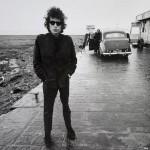 Barry Feinstein: Bob Dylan 1966 tour, Aust Ferry Terminal, Bristol