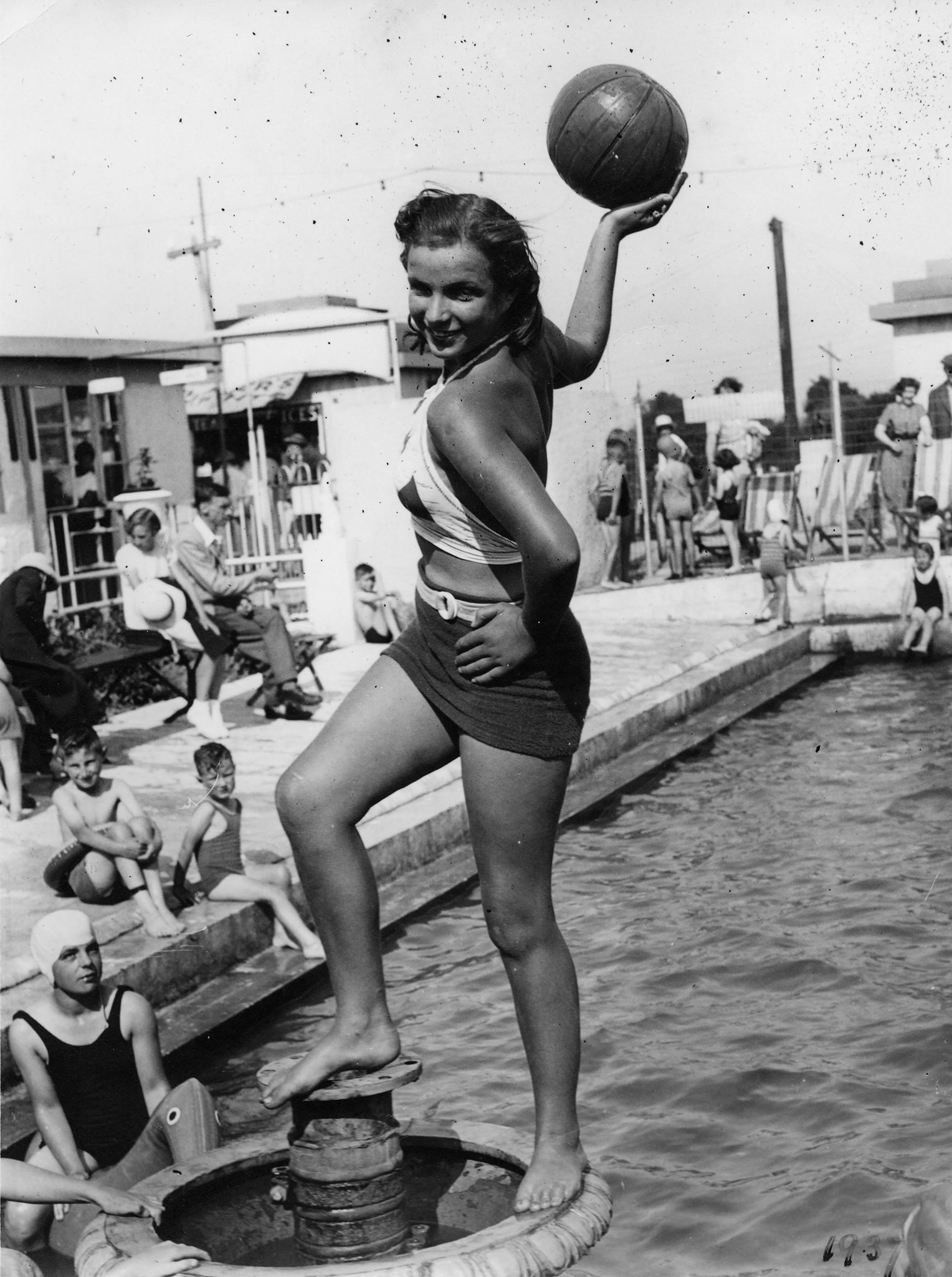Severn Beach history