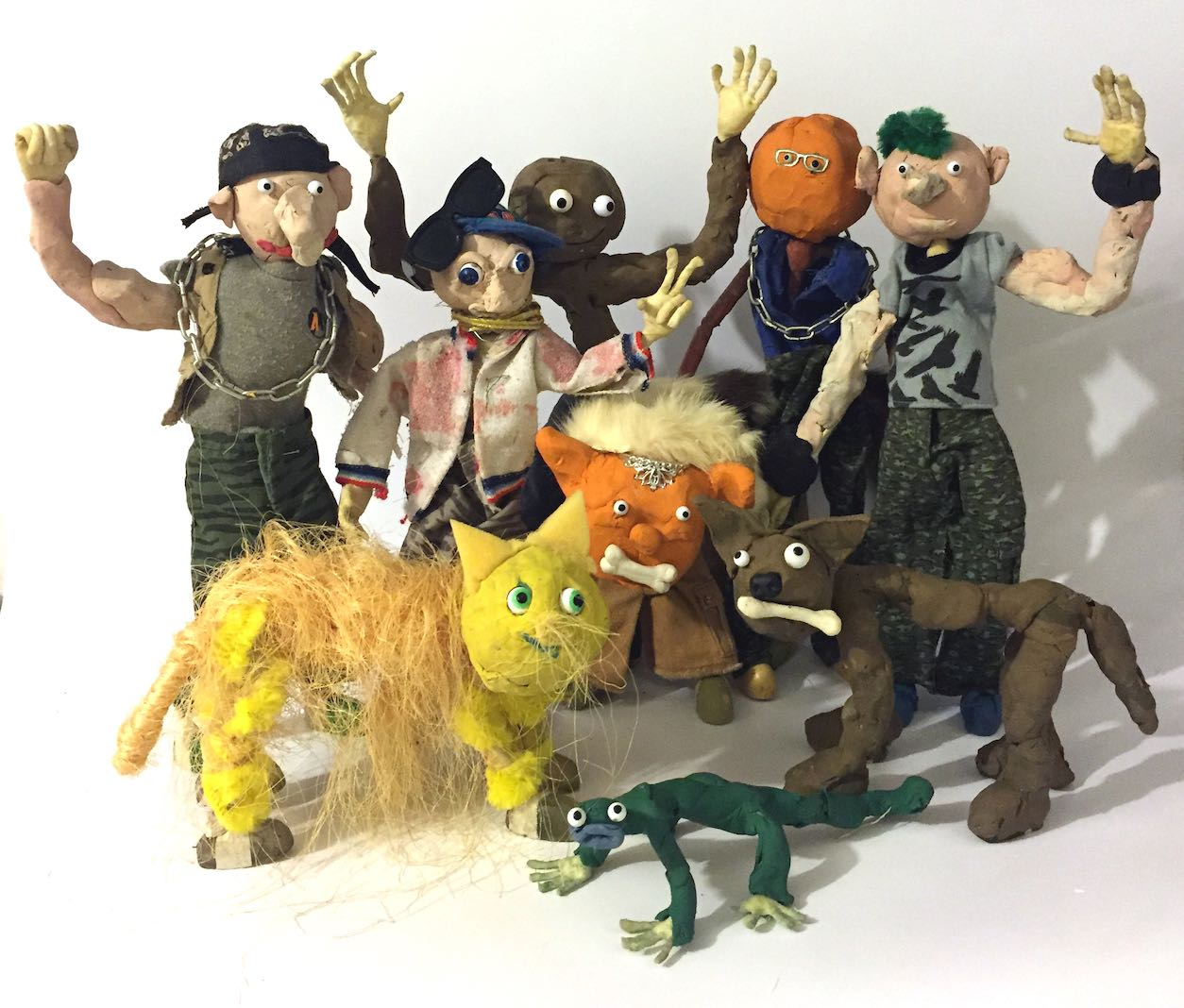 Oak Class animated family