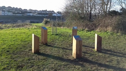 New Landscape Interpretation Points Installed!