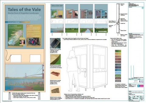 Tales of the Vale exhibition and publication