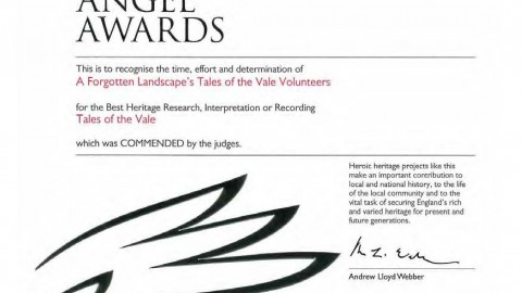 Historic England Angel Awards